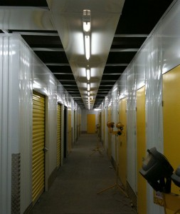 Self Storage Lighting